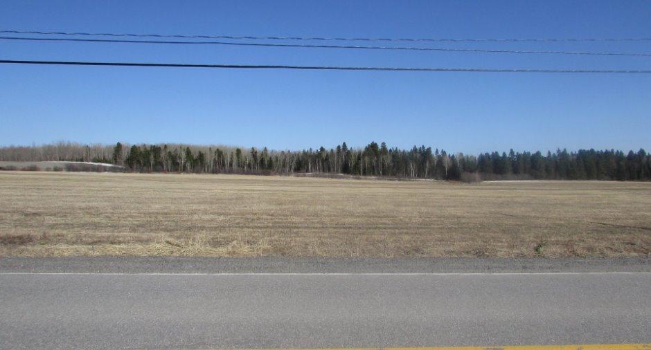 Terrain vacant à vendre à Saint-Charles-de-Bourget - 73 Route du Village - Terre/Terrain