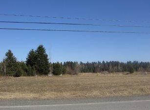 Vacant lot in Saint-Charles-de-Bourget, Saguenay/Lac-Saint-Jean - 70 Route du Village
