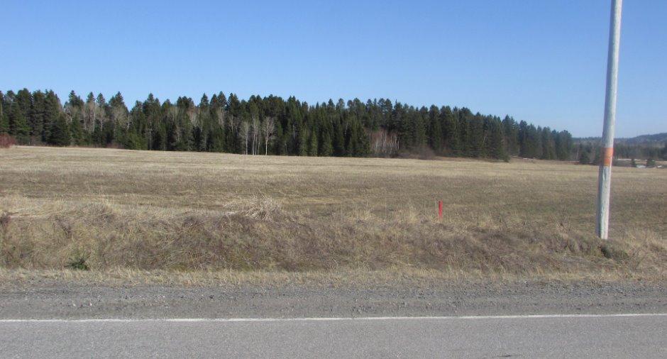 Terrain vacant à vendre à Saint-Charles-de-Bourget - 62 Route du Village - Terre/Terrain