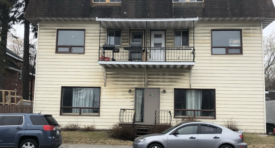 Triplex for sale in Jonquière (Saguenay)